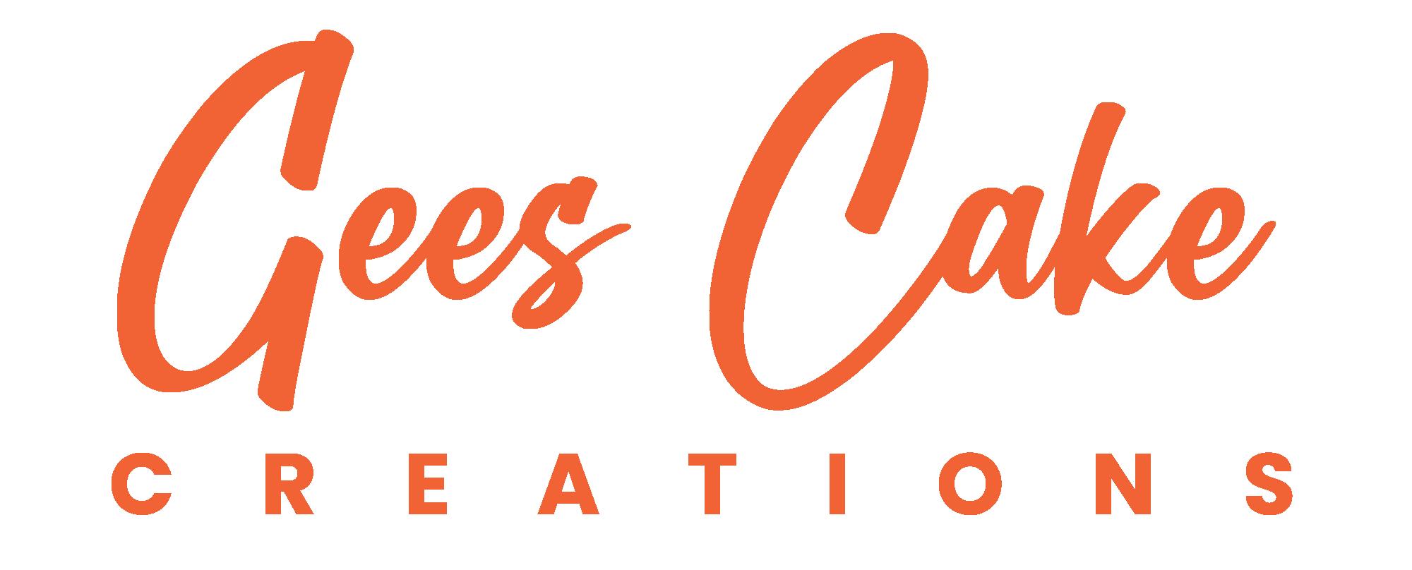 Gees Cake Creation